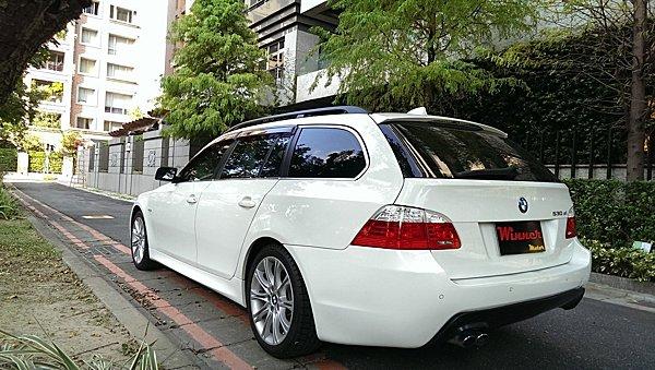 中古車 BMW 5 Series Touring 530 圖片