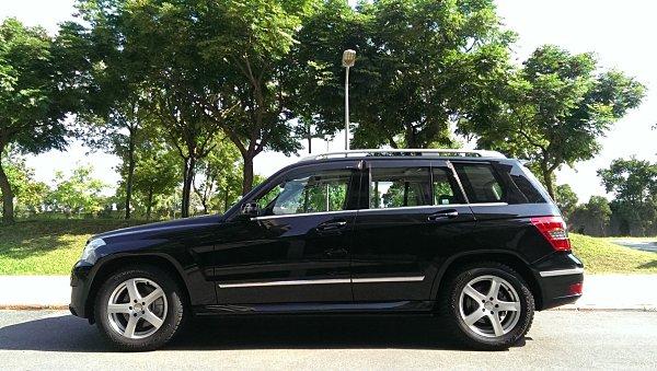 中古車 Benz GLK-Class GLK300 圖片