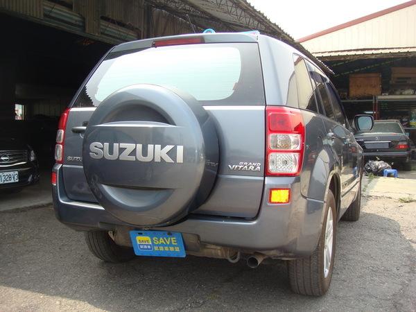 中古車 SUZUKI Grand Vitara 2.7 圖片