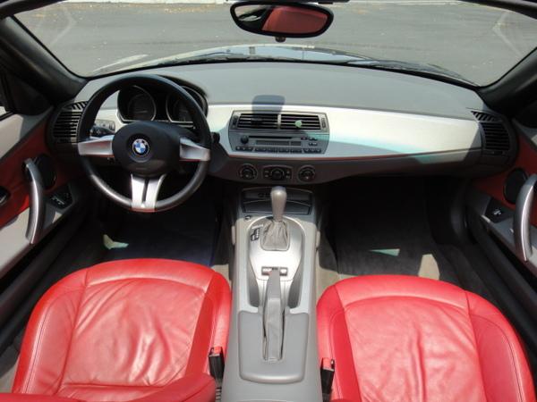 中古車 BMW Z4 Series Z4 Coupe 圖片