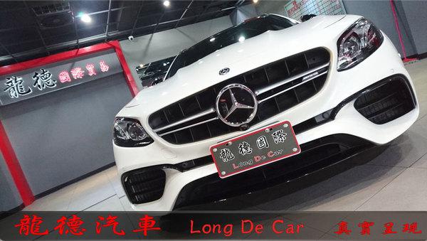 中古車 Benz E-Class Estate E63 圖片