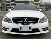 2013 Benz C250 Plus 黑頂棚 HK音響 環景系統 僅跑9萬