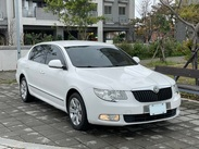 2013 Skoda Superb Sedan 1.8 TSI