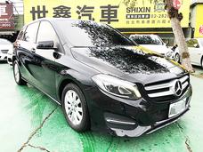 -世鑫汽車- 2015年 BENZ B180 優質家庭小車首選