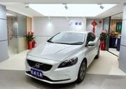 2016 VOLVO V40  T5 豪華版 白色 只跑三萬《東威》