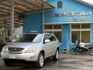 古馳上精選實價 2006年2月出廠 凌志 RX350 小改款 儀表台原廠換全新品