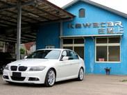 古馳上實價可刷卡 2010年5月出廠BMW 325i M版日規摸門正體中文化導航