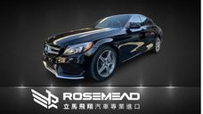 C300 AMG 全景、柏林音響、18吋鋁圈超低優惠價