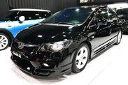 2010年 HONDA CIVIC K12【小改款 Vti】