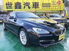 -世鑫汽車- 僅跑6萬公里 總代理 BMW 640I GRANCOUPE