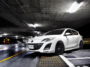 DSC AFS 換檔撥片 天窗 方向盤快控 最頂級的Mazda3