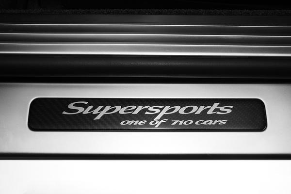 中古車 BENTLEY Supersports 6.0 圖片