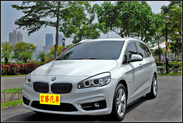 2015 BMW 218d GT Gran Tourer Luxury 七人座!