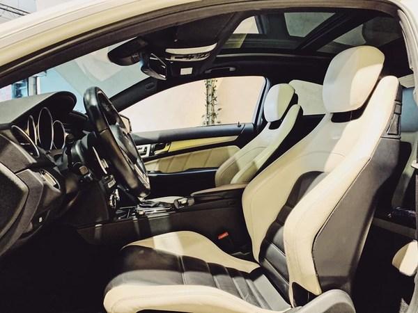 中古車 Benz C-Class Coupe C63 圖片