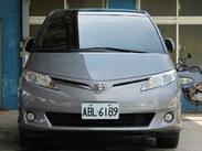 古馳上實價全額刷卡2013年6月出廠TOYOTA PREVIA 3.5旗艦一手車