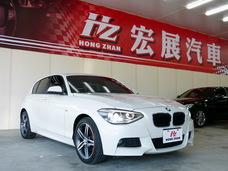 2014年式 汎德總代理 BMW 120D 原漆原版件