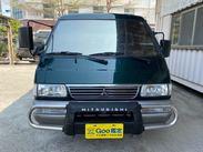 2003年出廠Mitsubishi三菱Delica得利卡2.4商務兩用4WD多用途無待修美車