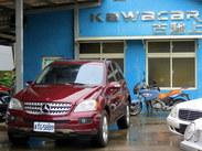 古馳上精選實價 2006 BENZ ML500 W164稀有配色車況優可配合高貸