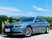 2017 BMW 520d  總代理 原鈑件 僅跑4萬 實車實價 新東汽車
