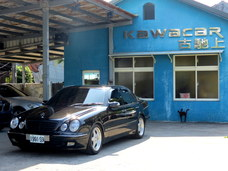 古馳上實價 可刷卡2000年7月出廠BENZ E240小改款 手自排多功能方向盤
