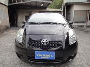楠梓 [同利汽車] 2007年 TOYOTA YARIS 1.5 黑色 G版