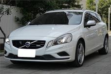 群益 2012 VOLVO V60 D4旗艦版 柴油 天窗 自動跟車