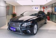 2014 LEXUS LS600HL  黑色《東威》