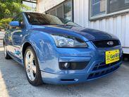 2004年Ford福特Focus 帥氣2.0掀背限量S版0頭款代步首選