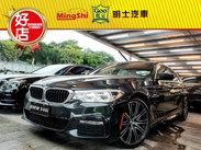 明士汽車《保證實車實價登錄 一手車 里程保證》2017 BMW 540i 3.0