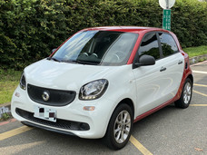 2017 Smart Forfour 66kW Pure 里程2.5萬 原鈑件