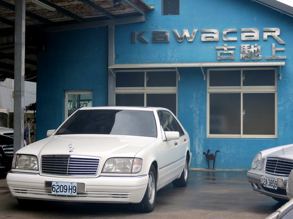 中古車 Benz S-Class S320 圖片