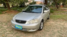 2001 豐田 歐提斯 1.8 銀