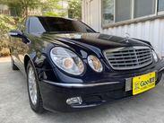 2003年Benz賓士E240 2.6新引擎大扭力國產價格輕鬆入主雙B首選