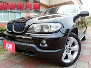 新購入車輛正2006年正實車實價X5 3.0全景天窗運動版 原版件優質認證車輛