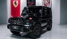 Mercedes-Benz G320 SWB 2000年【台北57】
