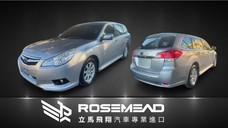 最優質的四輪傳動旅行車、操控好、性能卓越、超大空間機能,最佳選擇!