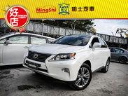 明士汽車《保證實車實價登錄 一手車 里程保證》2013 RX450H 3.5 白