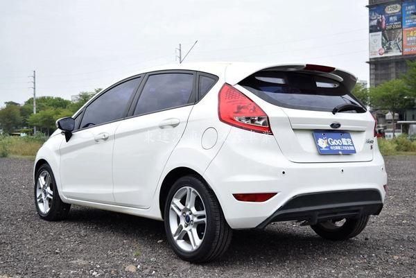 中古車 FORD Fiesta 1.6 圖片