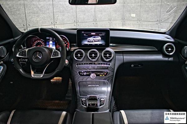 中古車 Benz C-Class Estate C63 T AMG 圖片