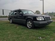Mercedes-Benz 賓士 E320 W124 E320TE. 稀有5門旅行車。WAGON. 整車原漆