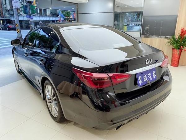 中古車 INFINITI Q Sedan Q50 圖片