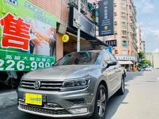 實車實價 2017年式Tiguan 330 TSI #原鈑金件