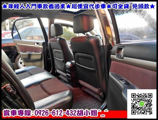 中古車 MITSUBISHI Virage 1.8 圖片