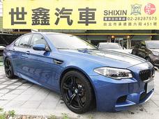 -世鑫汽車- 選配滿 LCI 小改款 BMW M5