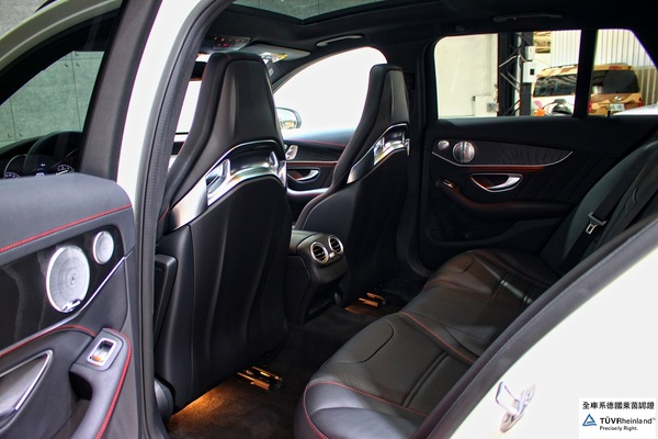 中古車 Benz C-Class Estate C43T 圖片