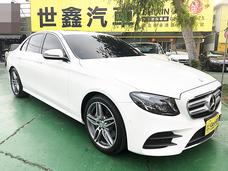 -世鑫汽車- LUX 旗艦AMG限量版 總代理 BENZ E200