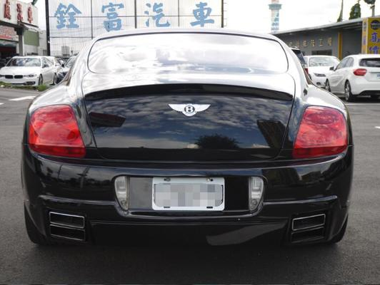 中古車 BENTLEY Continental 6.0 圖片