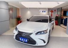 2019 Lexus ES200 只跑一萬 頂級版 白色《東威》