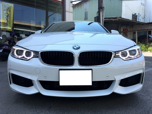 中古車 BMW 4 Series Coupe 428 圖片