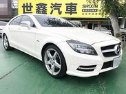 -世鑫汽車- 選配AMG套件 原廠保養 BENZ CLS350